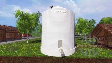 Silo Meridian pour Farming Simulator 2015