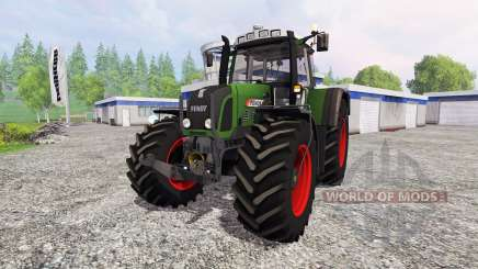 Fendt 820 Vario TMS FL pour Farming Simulator 2015