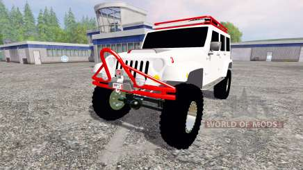 Jeep Wrangler pour Farming Simulator 2015