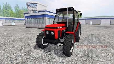 Zetor 7245 v1.0 für Farming Simulator 2015