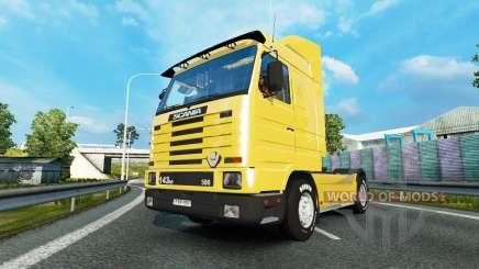 Scania 143M v2.0 für Euro Truck Simulator 2
