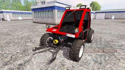 Reform Metrac H7 X 3B pour Farming Simulator 2015