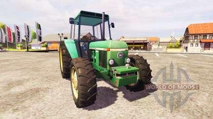 John Deere 3030 v1.1 pour Farming Simulator 2013