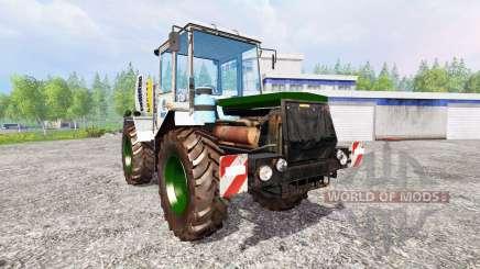 Skoda ST 180 [green] pour Farming Simulator 2015