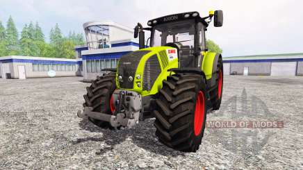 CLAAS Axion 850 v1.3 für Farming Simulator 2015