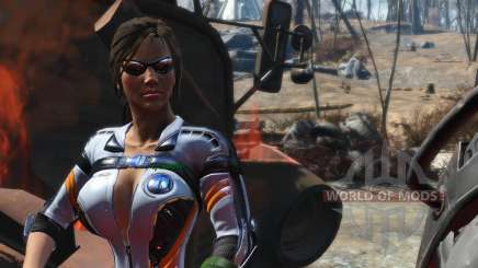Courser X-92 Power Suit für Fallout 4