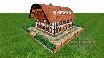 Farmhouse pour Farming Simulator 2015