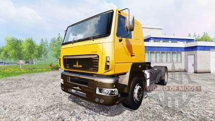 MAZ-5440 [spike] für Farming Simulator 2015