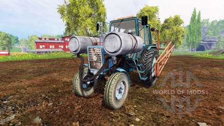 MTZ-80 Sprayer für Farming Simulator 2015