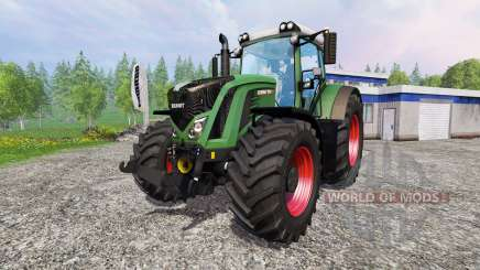 Fendt 927 Vario v0.5 für Farming Simulator 2015