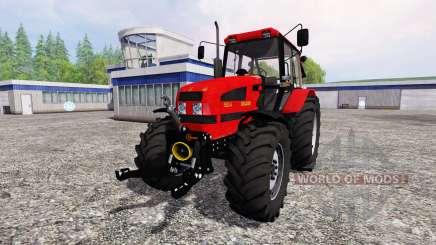 Belarus 1221.4 für Farming Simulator 2015