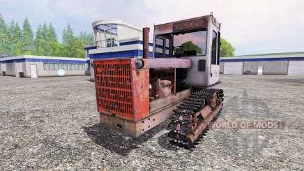 T-4A.01 v2.1 für Farming Simulator 2015
