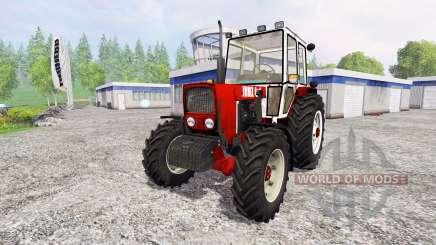 UMZ-6КЛ 4x4 pour Farming Simulator 2015