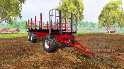 Kroger Timber v2.0 pour Farming Simulator 2015