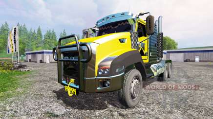 Caterpillar CT660 pour Farming Simulator 2015