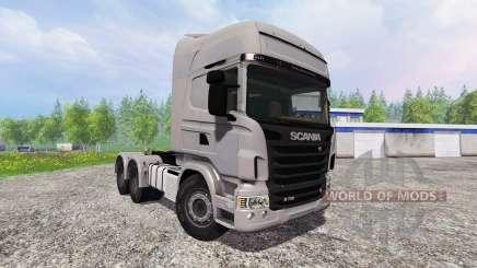 Scania R730 für Farming Simulator 2015