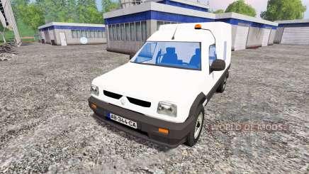 Renault Express D65 für Farming Simulator 2015