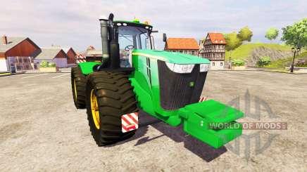 John Deere 9510R v2.0 für Farming Simulator 2013