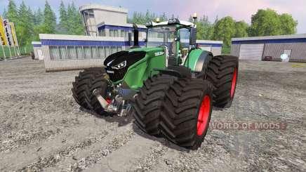 Fendt 1050 Vario [grip] v4.7 für Farming Simulator 2015