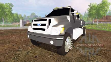 Ford F-650 v2.0 pour Farming Simulator 2015