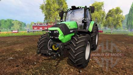 Deutz-Fahr Agrotron 6190 TTV v1.1 pour Farming Simulator 2015