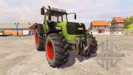 Fendt 930 Vario TMS v2.0 für Farming Simulator 2013