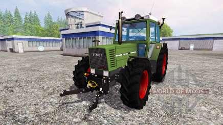 Fendt Farmer 310 LSA v3.0 pour Farming Simulator 2015