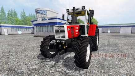 Steyr 8150 Turbo pour Farming Simulator 2015