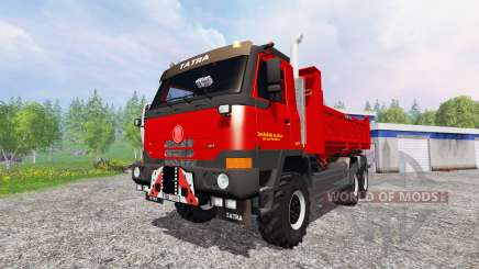 Tatra T815 TerrNo1 6x6 für Farming Simulator 2015