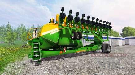 Amazone X16001 pour Farming Simulator 2015