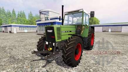 Fendt Farmer 312 LSA v3.1 pour Farming Simulator 2015