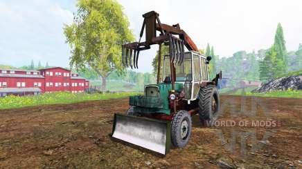 UMZ-6КЛ v2.0 [attaquer] pour Farming Simulator 2015