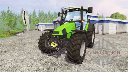 Deutz-Fahr Agrotron 120 Mk3 [washable] pour Farming Simulator 2015