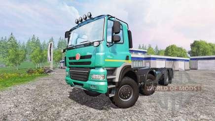 Tatra Phoenix T 158 8x8 pour Farming Simulator 2015