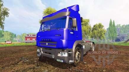 KamAZ-5460М für Farming Simulator 2015