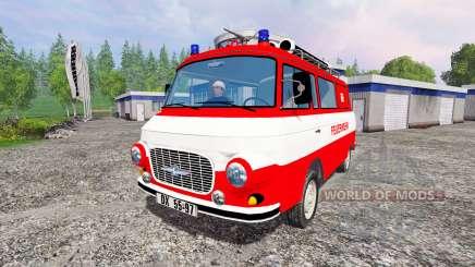 Barkas B1000 [feuerwehr] pour Farming Simulator 2015