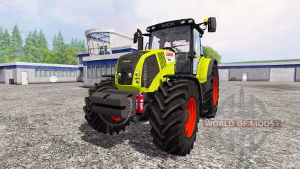 CLAAS Axion 850 [weight] pour Farming Simulator 2015