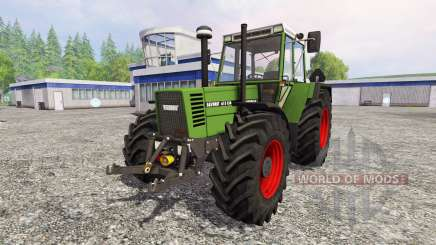 Fendt Favorit 615 LSA Turbomatic v2.0 pour Farming Simulator 2015