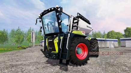 CLAAS Xerion 4000 SaddleTrac v1.6 pour Farming Simulator 2015
