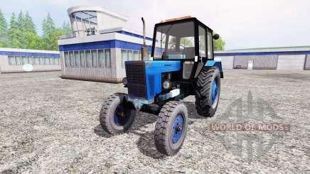 MTZ-80 belarussische v2.0 für Farming Simulator 2015