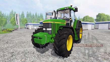 John Deere 7810 [weight] pour Farming Simulator 2015