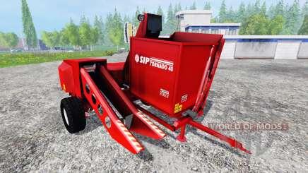SIP Tornado 40 für Farming Simulator 2015