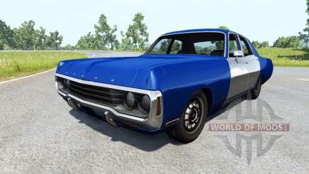 Dodge Polara 1971 für BeamNG Drive