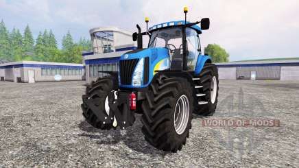 New Holland TG 285 v2.0 für Farming Simulator 2015