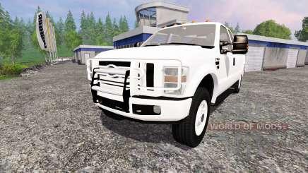 Ford F-350 pour Farming Simulator 2015