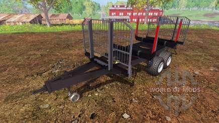 Brantner E8041 pour Farming Simulator 2015