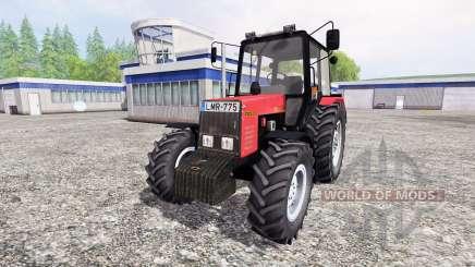 MTZ-1025.2 Biélorussie pour Farming Simulator 2015