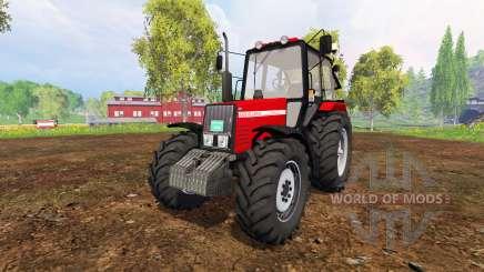 MTZ-Belarus 920 für Farming Simulator 2015