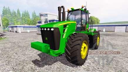 John Deere 9630 v6.0 pour Farming Simulator 2015