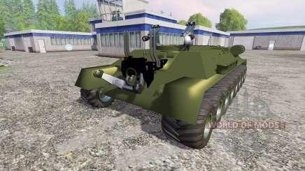 T-34 v0.1 pour Farming Simulator 2015